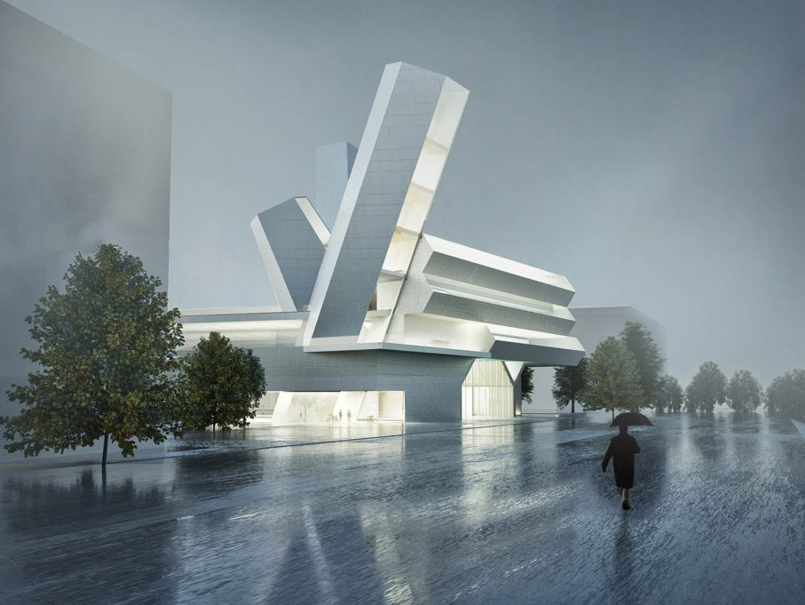 Steven Holl Architects Media Image 1